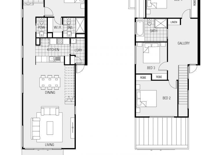 2 Storey House